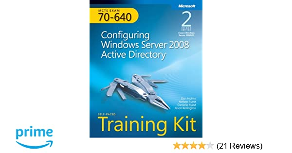 Mcse Self-paced Training Kit Exam 70-640 Pdf