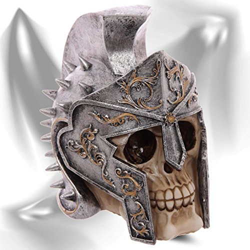 Kopf Skelett Kostüm (Deko Totenkopf