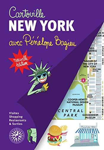 New York: Avec Pénélope Bagieu (Cartoville) por Collectifs