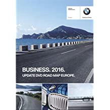 BMW Update DVD Road Map Europe Business 2016 (65 90 2 409 941)