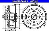 ATE 24.0220-0038.1 Bremstrommel
