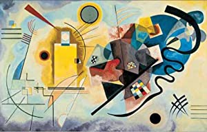 International Publishing 0701N09474b-Jaune Rouge Bleu, clásica Puzzle
