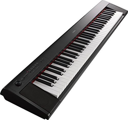 Yamaha NP-32B Keyboard - 2