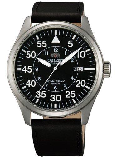 Orient fer2a003b ER2A003B–Watch For Men, Leather Strap Black