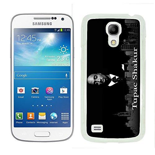 Tupac Shakur 2pac Samsung Galaxy S4 Mini case für I9190 (8) Handy Tasche Schutzhülle Hülle