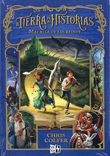 Más Allá de Los Reinos (La Tierra De Las Historias) por Chris Colfer