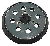 Makita 743081-8 Makita 743081-8 5-Inch Round Hook and Loop Backing Pad 1 Black