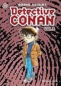 Detective Conan II nº 92 par Gosho Aoyama