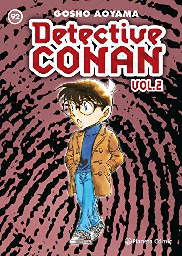 Detective Conan II nº 92 (Manga Shonen)