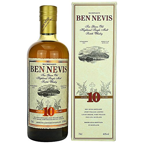 Image of Ben Nevis 10 Years (70 L)