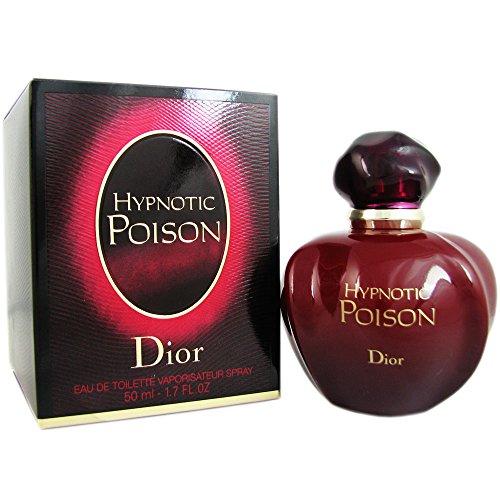 Dior Hypnotic Poison Eau de Toilette Spray for Women, 1.7 Ounce