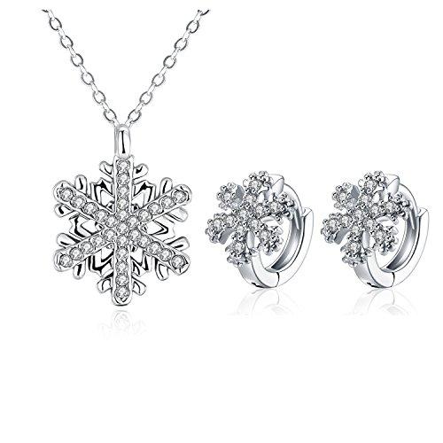ldudur-conjunto-joyas-mujer-diseno-copo-de-nieve-chapado-en-oro-blanco-incluye-collar-colgante-y-pen