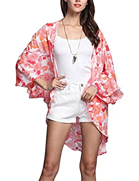 Blusa de manga larga Floral Yacun Femenil