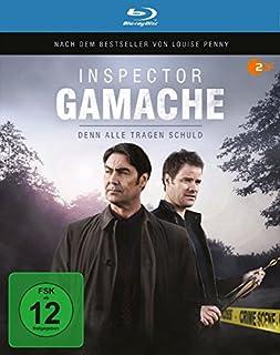 Inspector Gamache - Denn alle tragen Schuld [Blu-ray]