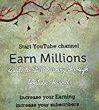 This ebook contains 1) Guide to starts YouTube channel 2) Steps to monetise the channel 3)How to increase your Earning 4)How to increase your subscribers5) Success stories of youtubers