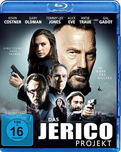 Bild von Das Jerico Projekt - Im Kopf des Killers [Blu-ray]
