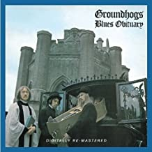 Blues Obituary Import Edition by Groundhogs (2010) Audio CD