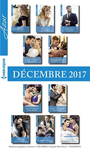 10 romans Azur (n3895  3904 - Dcembre 2017)