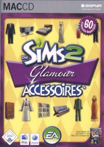 Die Sims 2: Glamour – Accessoires – [Mac]