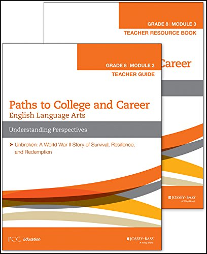 English Language Arts, Grade 8 Module 3: Understanding Perspectives, Teacher Set (Paths to College and Career)