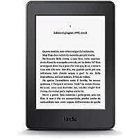 """E-reader Kindle Paperwhite Ricondizionato Certificato, schermo da 6"""" ad alta risoluzione (300 ppi) con luce integrata, Wi-Fi (Nero) - Con offerte speciali"""