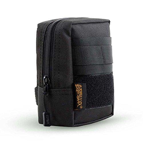 ZHANGRONG- Sacchetto di pendolari all'aperto Tifosi militari multifunzionali tasche Allegato al pacchetto Arrampicata trasporta una borsa (Opzionale a colori) ( Colore : 5 ) 5