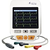 Prince 180D Farbbildschirm 3-Kanal-EKG-Handheld-Monitor - Continuous Mode Deluxe Set