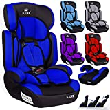 Kidiz Autokindersitz Autositz Kinderautositz 9-36 kg Gruppe 1+2+3 Kindersitz...