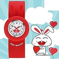 Ragazze ragazza carina pupille orologio impermeabile/Si apre il giocattolo jelly