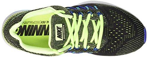 Nike  Air Zoom Vomero 10,  Herren Laufschuhe mehrfarbig (Ghost Green/Blk-Bl Lgn-Gm Ryl)