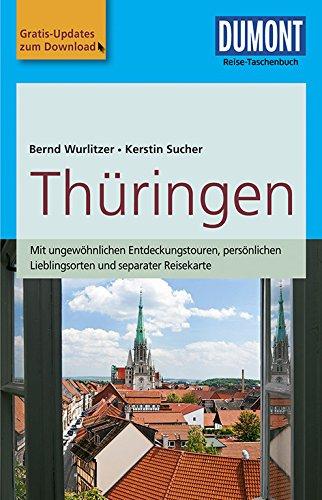 DuMont Reise-Taschenbuch Reiseführer Thüringen: mit Online Updates als Gratis-Download
