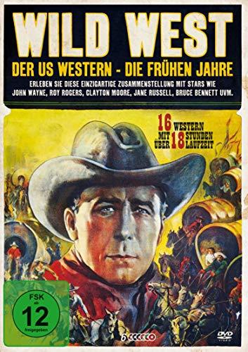 Wild West: Der US Western - Die frühen Jahre [6 DVDs]