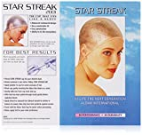 Efalock Professional Star Streak Strähnenhaube, Größe L, weiß, 1er Pack, (1x 1 Stück)