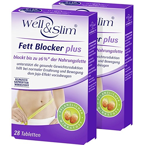 Well & Slim Fett Blocker plus (2er Pack)