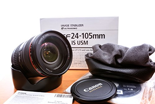 Canon EF 24-105mm 1:4,0 L IS USM Obiettivo