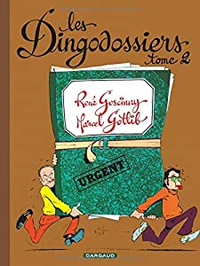 "Afficher ""Les Dingodossiers n° 2"""