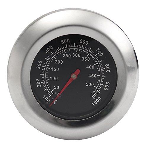 BBQ Thermometer Temperatur Controller Fahrenheit Ersatz Smokey Mountain