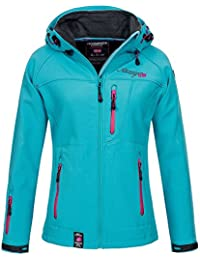 THE NORTH FACE Softshell Jacke mit Kapuze Nimble - Soft shell para mujer