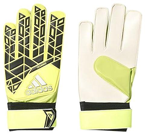 Adidas Ace Training Gants de gardien de but 8 legend ink f17/Solar yellow
