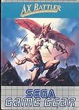 AX Battler - Game Gear - PAL