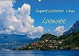 Impressionen vom Iseosee (Wandkalender 2019 DIN A2 quer): Eindrücke und Einblicke rund um den Iseosee (Geburtstagskalender, 14 Seiten ) (CALVENDO Orte)