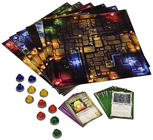 Super Dungeon erkunden V2 - Dungeon Tiles: Dungeon von Crystalia