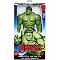 Marvel Avengers - Figura Titan Hulk (Hasbro B5772EU6)
