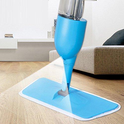 GAOJIAN Microfaser-Gewebe Aluminium-Pfosten Wasser-Spray-Mop qiuck Absorptions-Boden-Reinigungs-Werkzeuge Hauptküche-Tropfen-Verschiffen