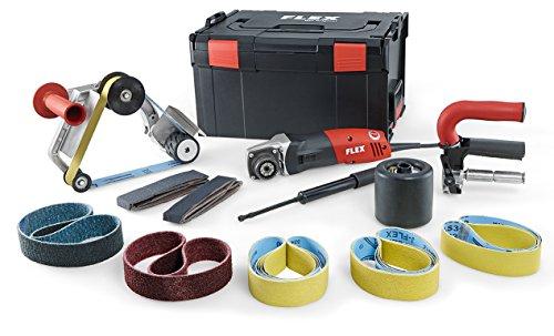 Flex BSE 14-3Edelstahl Set-Schleifmaschine