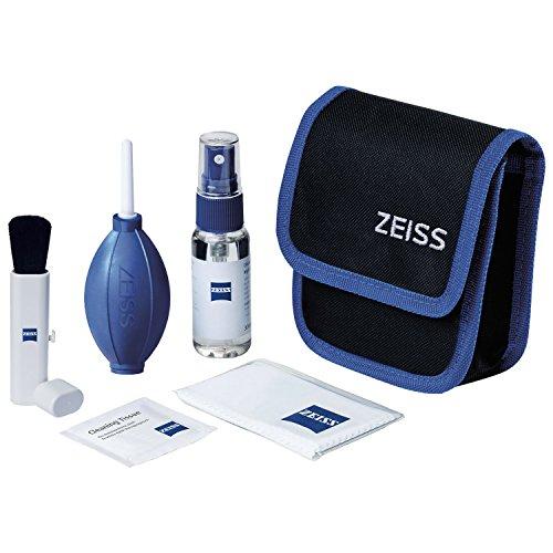 ZEISS Lens Cleaning Kit – Reinigungsset für Objektive, Filter, Brillengläser, Ferngläser und LCD-Displays