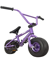 RayGar Bandit morado - nuevo Mini para bicicleta BMX