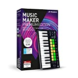 MAGIX Music Maker ? 2018 Performer Edition ? Musik machen mit Audiosoftware und USB-Pad-Controller - MAGIX