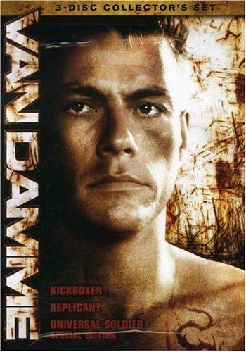 Van Damme Collector's Set [DVD] [1989] [Region 1] [US Import] [NTSC]