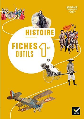 Histoire Géographie 1re - Éd. 2019 - Fiches d'activités